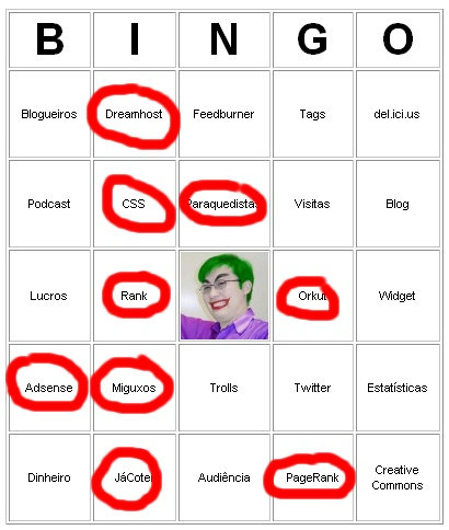 Bingo - Exemplo
