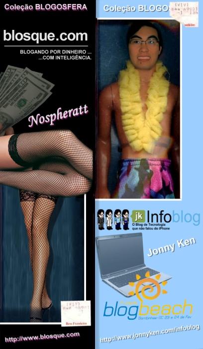 Bloghit 2- Bonecos da Blogosfera