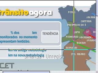 Mapa com navegador