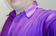 Camisa Roxa