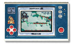 Game & Watch - Donkey Kong