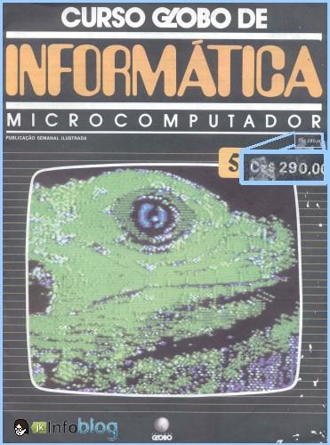 Capa do Curso Globo de Informática