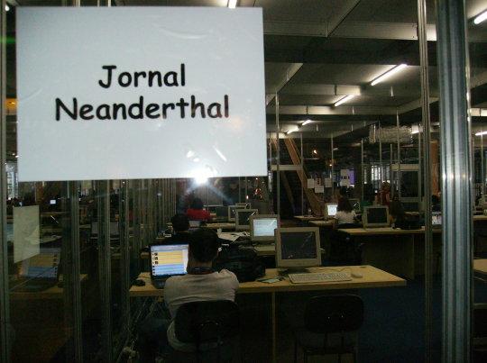 Aquário dos jornalistas
