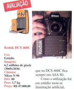 kodak DCS 460C