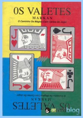 Os Valetes - O Caminho da Mágica com cartas de jogar