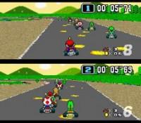 22- Super Mario kart