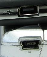 conector MiniUSB X conector do Touch