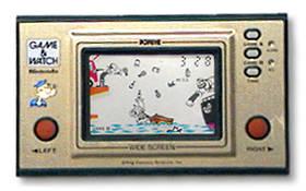 Game & Watch Popeye
