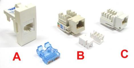 3 tipos de conectores