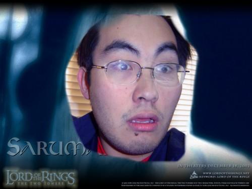 Jonny no Saruman