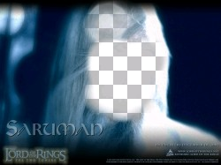 Retoques no Saruman