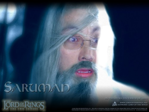 Jonny Versão Saruman