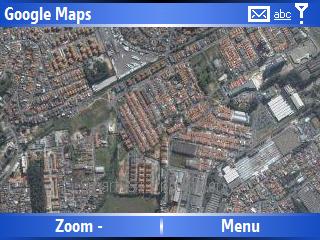Imagem de Satelite