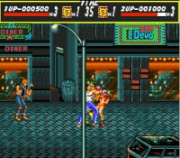 12- Streets of Rage