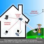 Roubar sinal wi-fi aberto é crime?