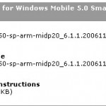 Rodando Java no Windows Mobile 5 for Smartphone