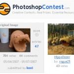 Campeonato de montagens no Photoshop