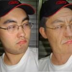 Envelhecendo o Rosto no Photoshop