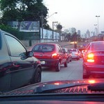 CET e o mapa para ver a fluidez do trânsito de São Paulo