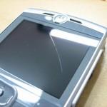Como evitar riscos na tela do seu PDA/Smartphone