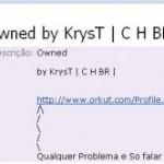 Comunidade sobre acidente da TAM hackeada