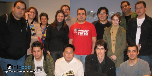 4o encontro de blogueiros com a Microsoft