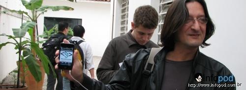 o Sergio Vieira também ouve o podcast Decodificando