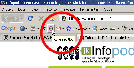 Orkut: Ache seu tipo