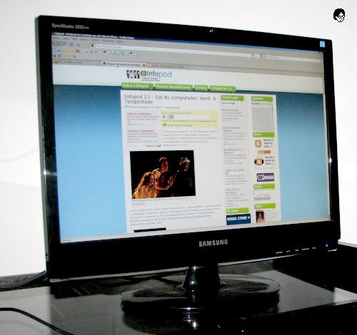 Monitor Samsung 22'' SyncMaster 2263UW