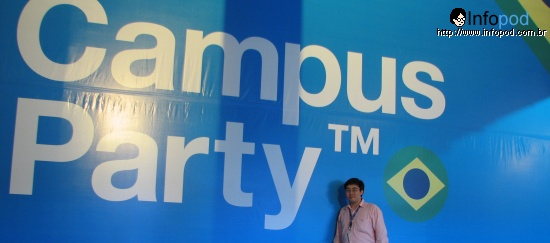 Jonny no Campus Party