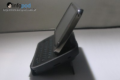 teclado N97 - abre em angulo