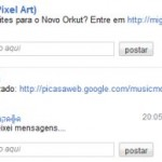 A Twiterização do Orkut