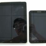 Vídeo Review – Samsung Galaxy Tab: Unbox e Teclado Swype