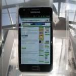 Review – Samsung Galaxy SII: Primeiras impressões
