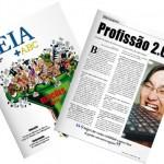 Entrevista para a Revista Leia + ABC