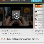 Review - ChatON, serviço de mensagens instantâneas da Samsung