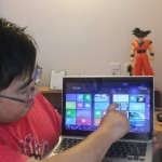 Vídeo Review: Windows 8 em Ultrabook com tela Touchscreen