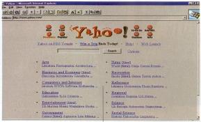 Yahoo! retrô
